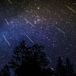 Perseid Meteor Shower in 2016