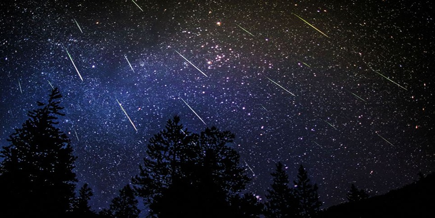 Image result for perseid meteor shower
